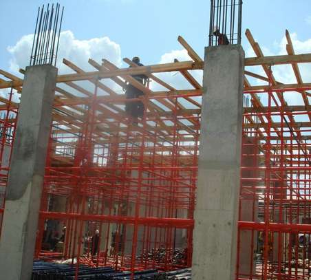Formworks and Scaffolding (service) Hire