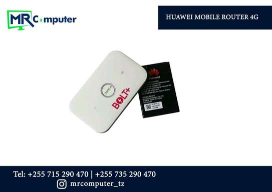 4G MOBILE ROUTER image 1