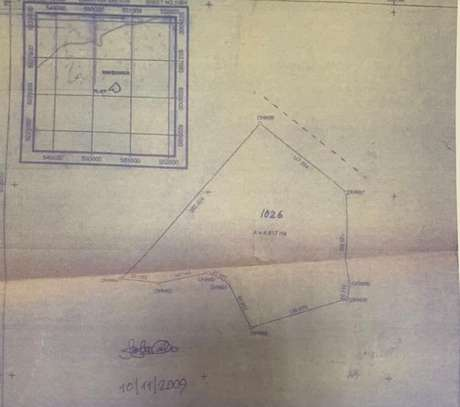 1026 sqms of Land At Kigamboni for Sale image 1