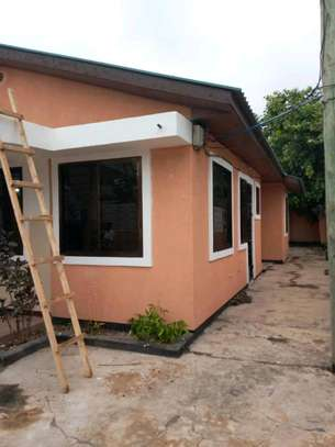 3 bdrms unfurnished House under extensive renovations to let at Sinza image 2