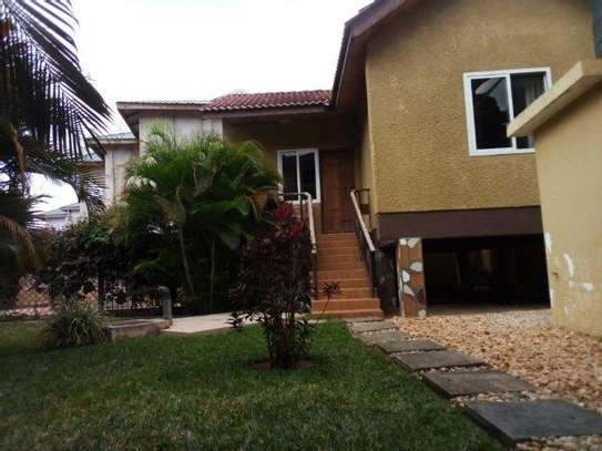 1 bed room house villa for rent at mikocheni image 1
