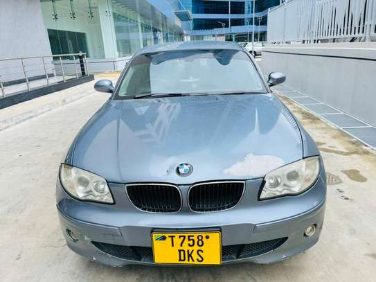 2005 BMW 1 Series image 8