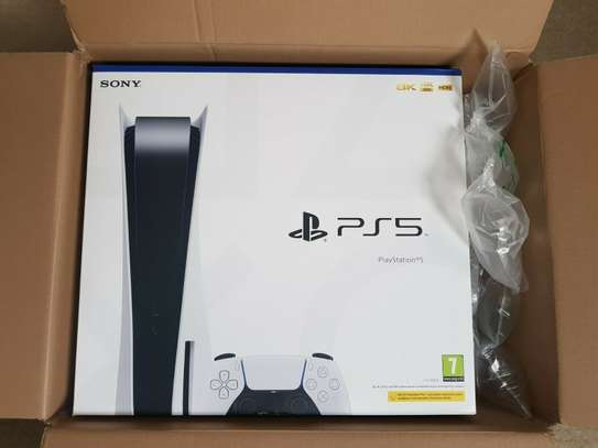 Brand New PS5 available at our UK stock image 1