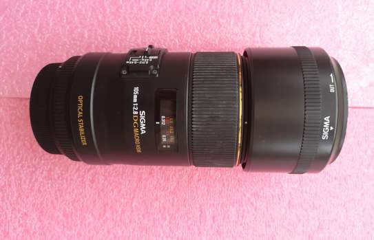 Sigma 105mm f2.8 for Canon image 2
