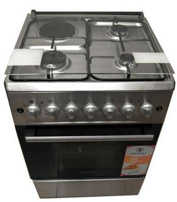 WESTPOINT 60 X 60 COOKER 3GAS+1ELECTRIC+ELECTRIC OVEN