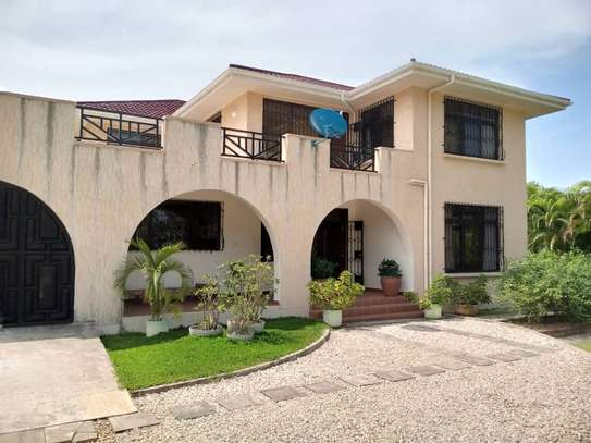 5 bed room house for rent at mbezi beach image 1