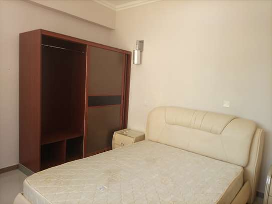 Furnished one bedroom apart for rent at masaki image 1