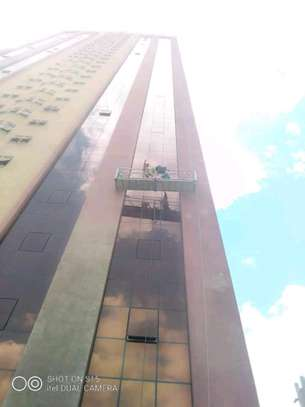 Window cleaning services in Tanzania
