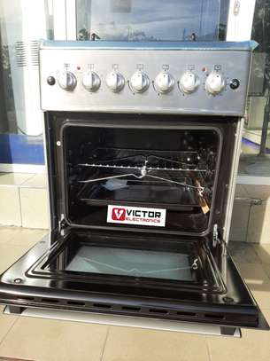 WESTPOINT 3 GAS + 1 ELECTRIC COOKER WCER6631 image 2