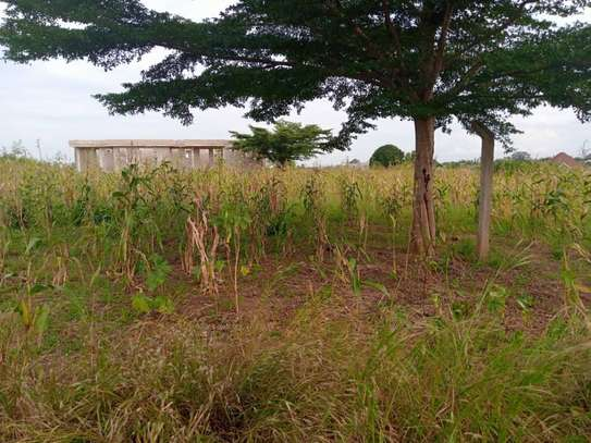 1500 sqm plot in Bunju Mabwepande for sale Tsh 25M.