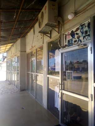 Roadside Shop/Office to let at Sinza/Mori.
