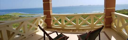 Fully Furnished 3 Bedrm Ocean View Apartment at Masaki image 1