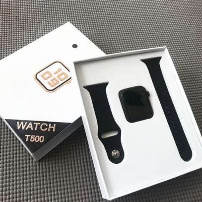 SMARTWATCH T500 SERIES BRAND NEW 2021 image 2