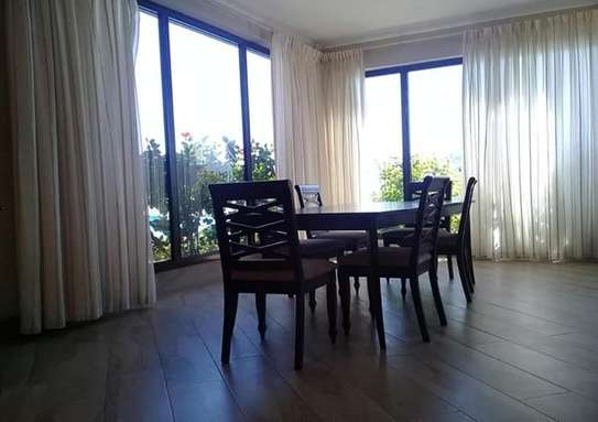 1, 2 & 3 Bedrooms Luxury Full Furnished Beach Front Apartments in Msasani Beach Peninsula image 6