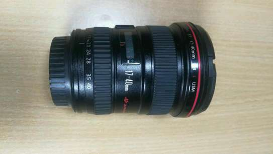 Canon Lens 17-40mm