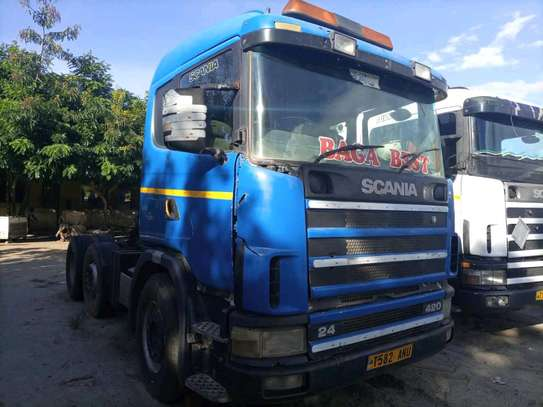 Scania horse 4 sale at bagamoyo image 2