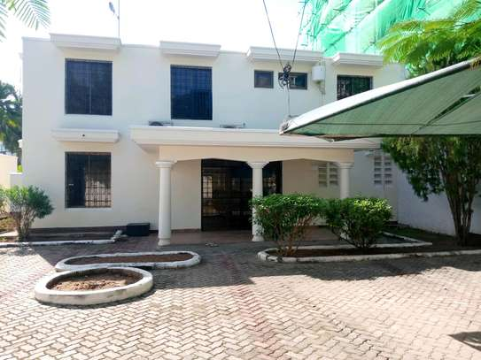 3 Bedroom House For Rent In Masaki.