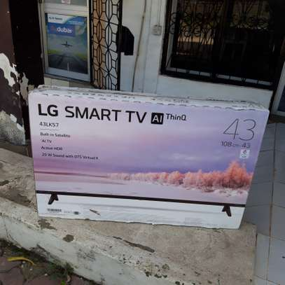 "LG 43"" SMART LED FULL HD image 2"