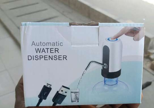 Automatic Water Dispenser.