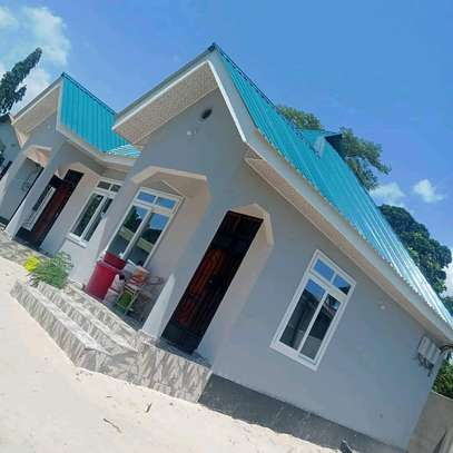House for rent with 2 bedroom at mbezi beach