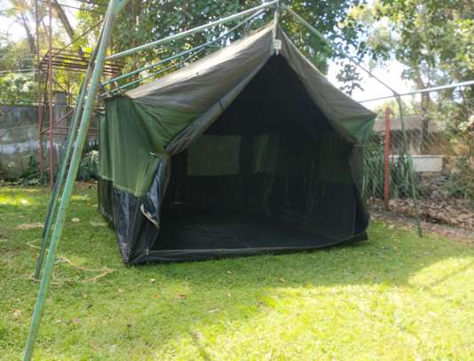 Safari Camping and Dining Tents - LIST BELOW WITH PRICES image 2
