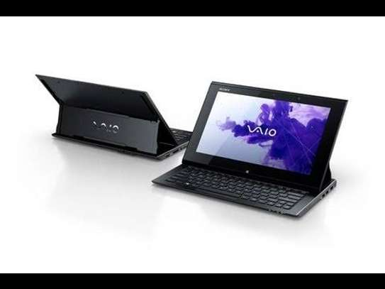 Sony vaio duo ultrabook tablet laptop 13.3 i7