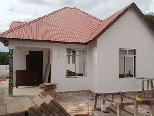 2 bed room house for rent at mbezi mwisho image 4