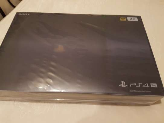 Sony Playstation 4 PS4 Pro 500 Million Limited Edition Console BRAND NEW SEALED