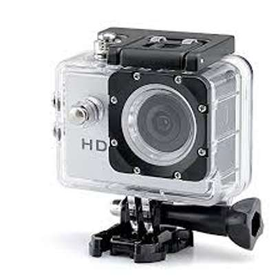 Sports Cam HD Action Camera 720p