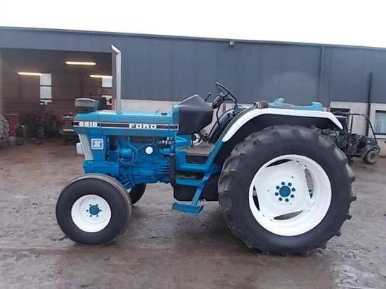 1991 Ford 6610 2WD image 4