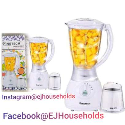 2 IN 1 BLENDER & GRINDER image 2