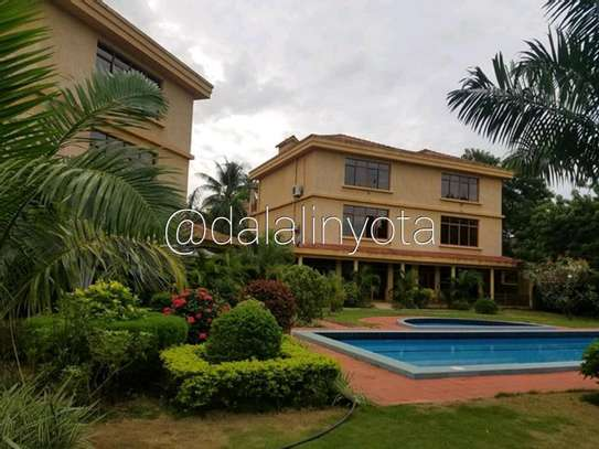 4 BDRM VILLA AT MBEZI BEACH image 3