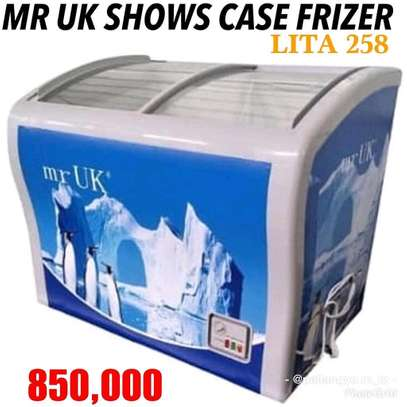 MR UK FREEZER