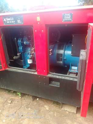 GEN SET GENERATOR  60KVA 17MILLION