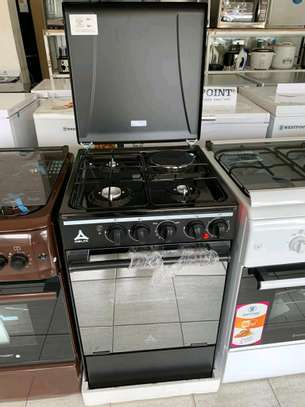 Delta gas, electric & oven cooker image 1