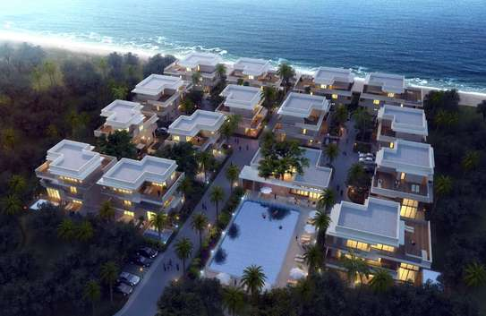 ViLLA HOUSE FOR SELL WITH OCEAN VIEW