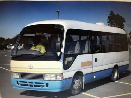 2003 Toyota COSTER 1HZENGINE   26SEATER USD 12200 CIF DAR PORT image 4