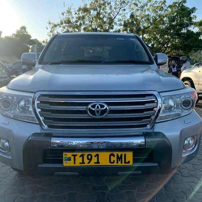 2014 Toyota Land Cruiser VX V8