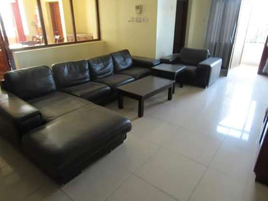 3 Bedrooms Luxury and Spacious Full Furnished Apartments in Upanga image 3