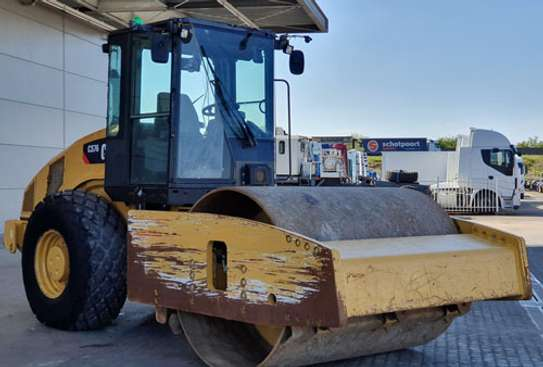 2008 Caterpillar CAT CS 76 ROLLER image 3
