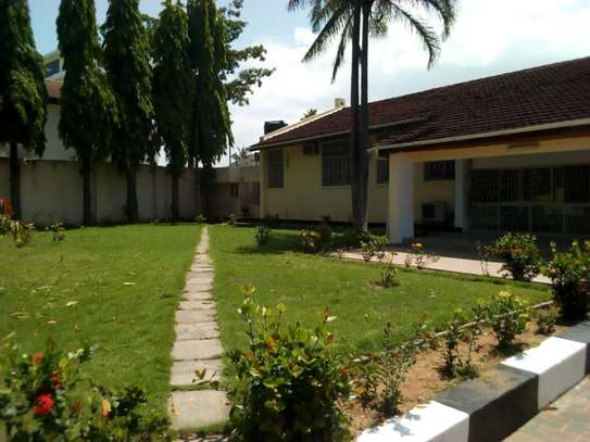 3bed house for office  along main rd at mikocheni a image 3