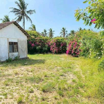 PLOT BEACH FOR SALE BAHARI BEACH image 7
