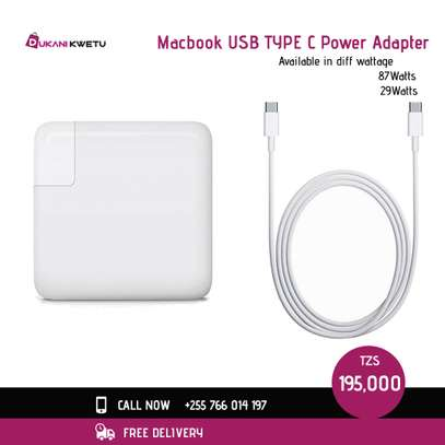 Genuine Macbook Type C Power Adapter -87W /29W