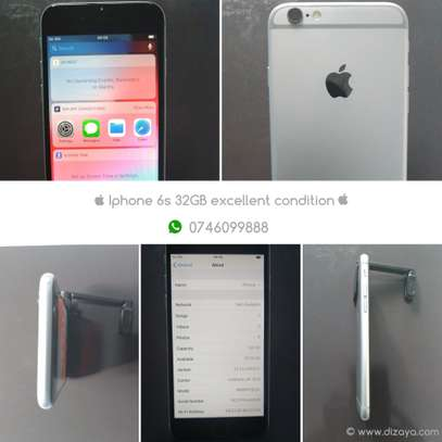 iPhone 6s 32GB excellent condition
