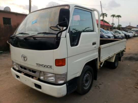 2000 Toyota Toyoace