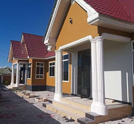 Two bedrm apart for rent (mbezi beach )