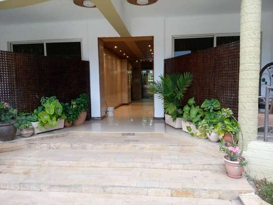 3 bed room apartment fully ferniture  for rent masaki image 1