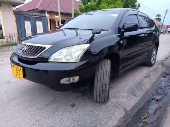 2007 Toyota Harrier image 4