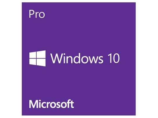 Microsoft Windows 10 Pro - Genuine License