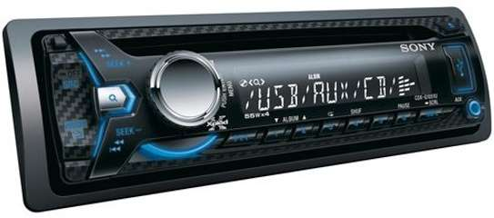 Sony CDX-G1151U Car CD Radio with USB and Aux